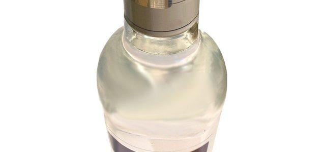 butelka i zawieszka