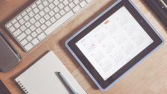 kalendarz papierowy a w telefonie