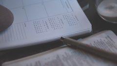 Kalendarze 2020, Druk kalendarzy